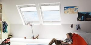 dakvenster velux uitzetbaar